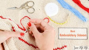 Read more about the article 10 BEST Embroidery Scissors in 2021