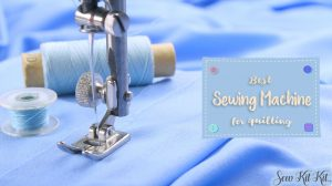 6 BEST Sewing Machine for Quilting in 2021