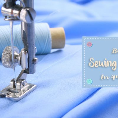 Best Sewing Machine for Quilting of 2020