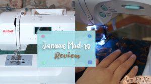 Janome Mod-19 Review | Sensible Choice