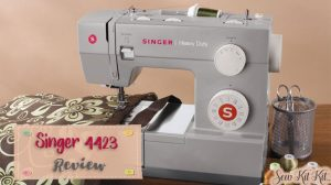 Singer 4423 Sewing Machine | Review and Buyers Guide!