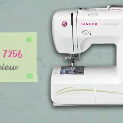 SINGER 7256 Fashion Mate Review   70-Stitch Computerized Free-Arm Sewing Machine