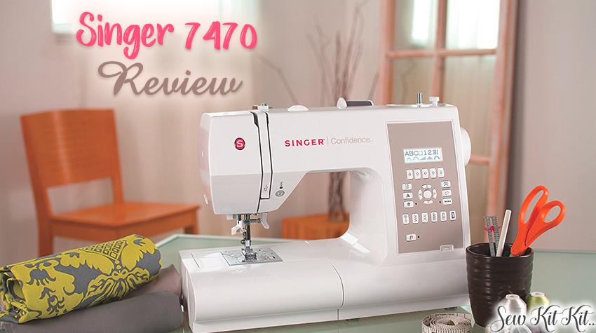 SINGER 7470 Review