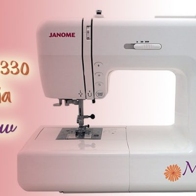 Janome MOD-30 Magnolia Sewing Machine | Review & Buyers Guide!