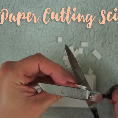 The Best Paper Cutting Scissors of 2020