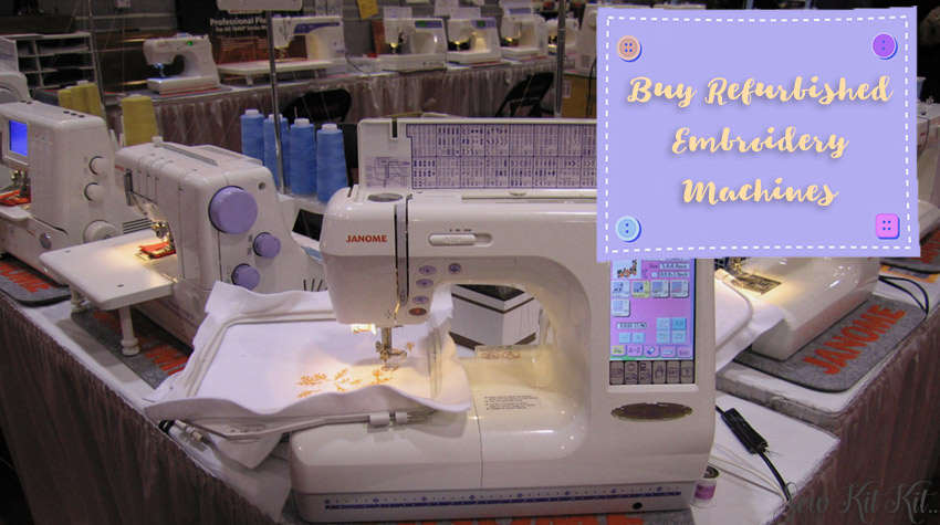 Read more about the article Guide to Buy Refurbished Embroidery Machines in 2021