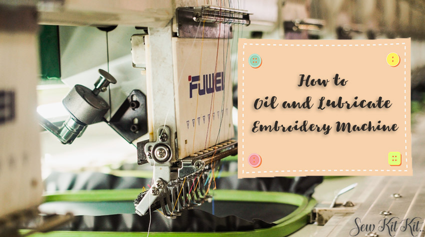 Read more about the article How to Correctly Oil and Lubricate an Embroidery Machine [Guide]