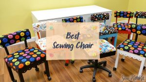 Read more about the article 7 BEST Sewing Chairs in 2021