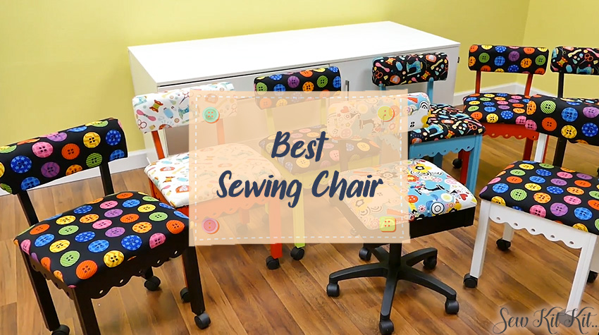7 BEST Sewing Chairs in 2021