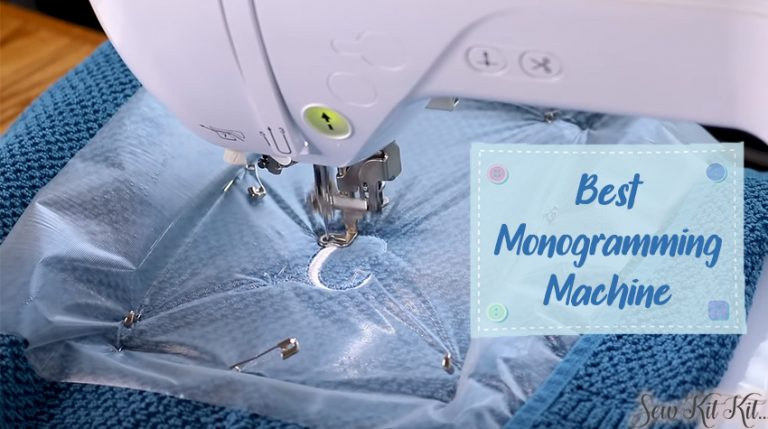 Best Monogramming Machine