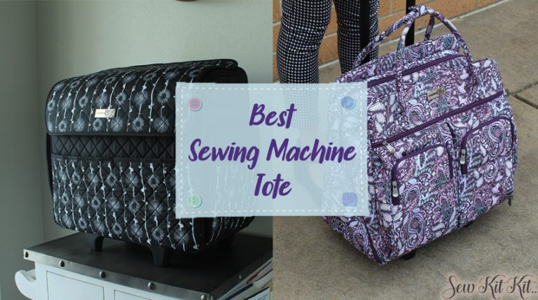 Best Sewing Machine Tote