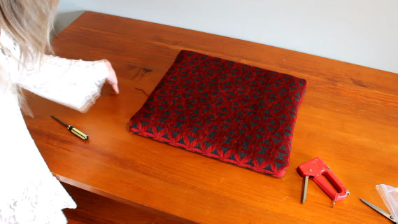 Cut Off the Extra Fabric Step-3