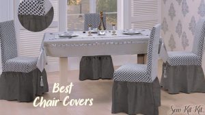 How to Make Chair Covers Without Sewing [Guide]