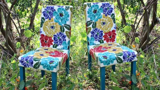 Chair's Final Look