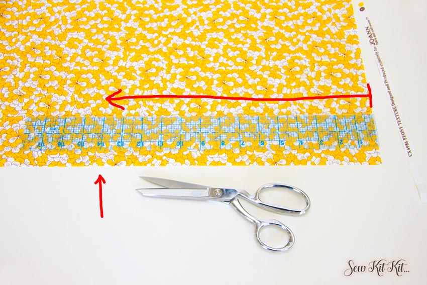 Read more about the article How to Cut Large Pieces of Fabric Straight [Guide]