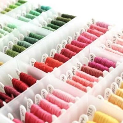 How To Store Embroidery Floss