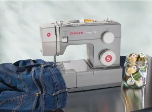 Read more about the article 6 BEST Sewing Machines for Denim and Jeans in 2021