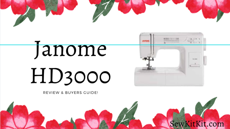Janome HD3000 Featured Image