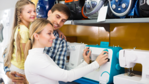 Read more about the article A Sewer's Guide: Things to Consider When Buying a Sewing Machine