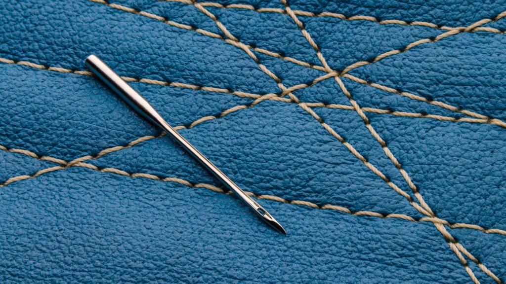 sewing machine needle sizes banner